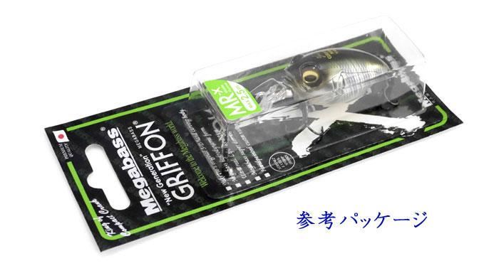 Megabass GG KURO DEME New SR-X GRIFFON 43mm 1//4oz