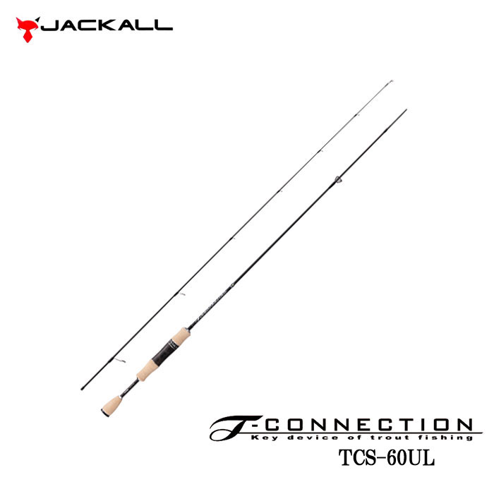 【ジャッカルフェア開催中】 Tコネクション TIMON TCS-60UL (ジャッカル) JACKALL